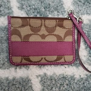 Mini Coach ID wallet